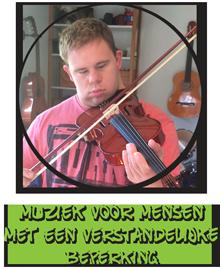 Muziek voor mensen met een verstandelijke handicap